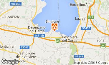 Mapa Sirmione Apartamentos 66766