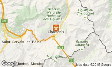 Mapa Chamonix Mont-Blanc Estúdio 67211