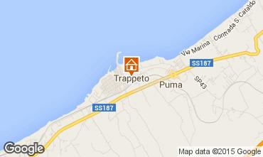 Mapa Trappeto Vivenda 81909