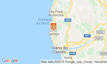 Mapa Viana do Castelo Apartamentos 36774