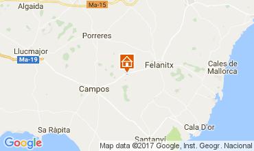 Mapa Campos Vivenda 111379