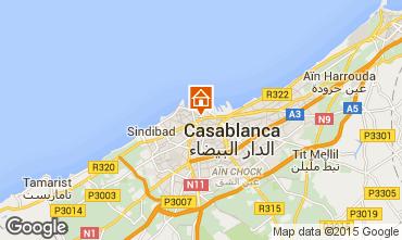 Mapa Casablanca Apartamentos 38500