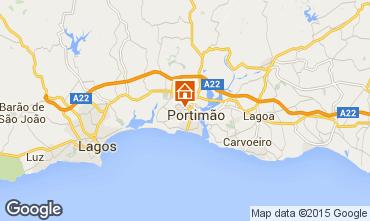 Mapa Portimão Vivenda 57572