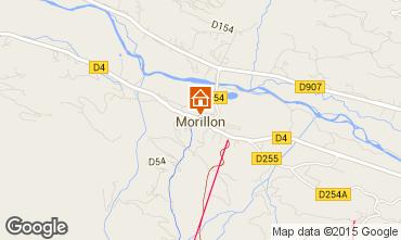 Mapa Morillon Grand Massif Estúdio 1892