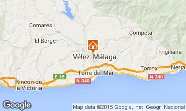 Mapa Vélez Málaga Casa 49537