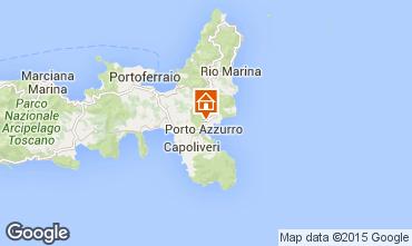 Mapa Porto Azzurro Apartamentos 95896