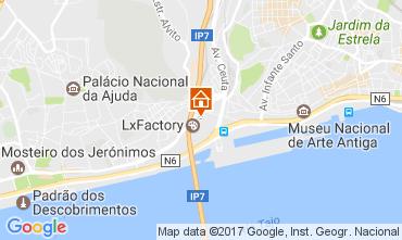 Mapa Vilamoura Casa 52187