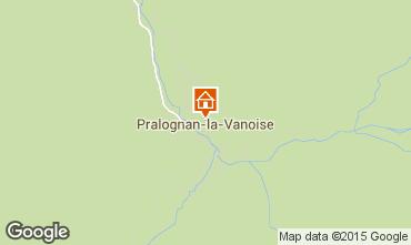 Mapa Pralognan la Vanoise Apartamentos 73297