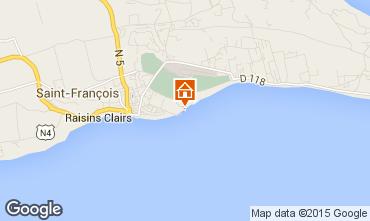 Mapa Saint Francois Apartamentos 68788