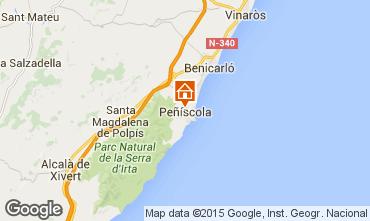 Mapa Penhíscola Vivenda 66790