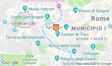 Mapa Roma Apartamentos 116748