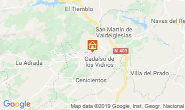 Mapa Móstoles Vivenda 117755