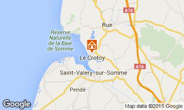 Mapa Le Crotoy Casa 79874