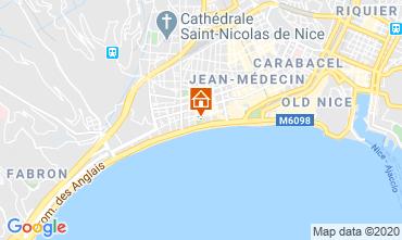 Mapa Nice Apartamentos 108835