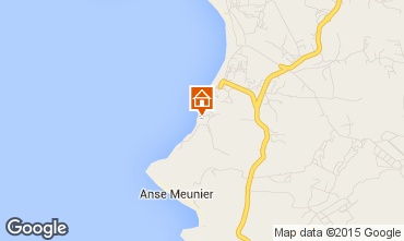 Mapa Sainte Anne (Martinique) Estúdio 97684