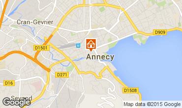 Mapa Annecy Casa de turismo rural/Casa de campo 94014