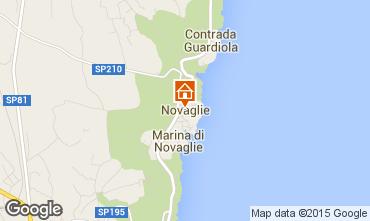 Mapa Marina di Novaglie Vivenda 84689
