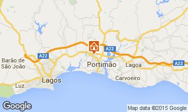 Mapa Portimão Apartamentos 74093