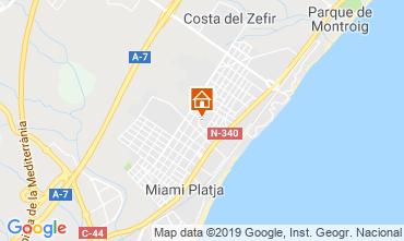 Mapa Miami Playa Vivenda 67008