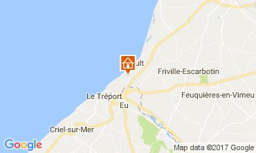 Mapa Saint Valéry sur Somme Vivenda 111500