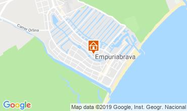 Mapa Empuriabrava Vivenda 116391