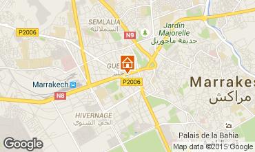Mapa Marraqueche Apartamentos 14155