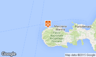 Mapa Sant'Andrea Apartamentos 67812