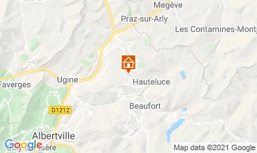Mapa Les Saisies Est�dio 2694