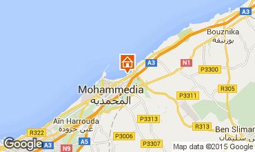 Mapa Mohammedia Apartamentos 33072