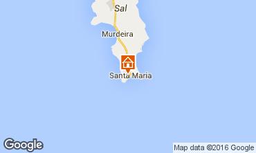 Mapa Santa Maria Apartamentos 72314