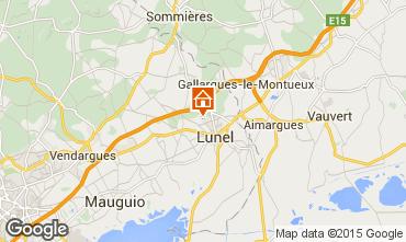 Mapa Lunel Vivenda 99479