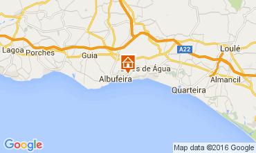 Mapa Albufeira Apartamentos 103463