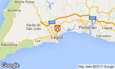 Mapa Lagos Apartamentos 76701