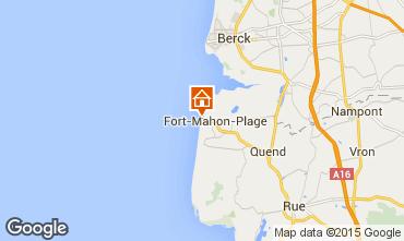 Mapa Fort Mahon Estúdio 67419
