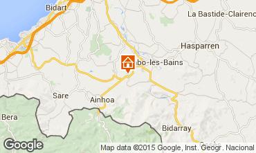Mapa Espelette Casa 95330