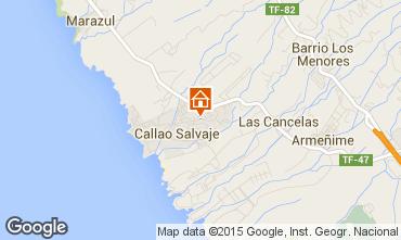 Mapa Callao Salvaje Apartamentos 79757