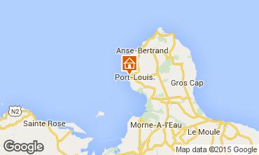Mapa Port Louis Apartamentos 81742