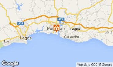 Mapa Praia da Rocha Apartamentos 73354