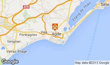 Mapa Agde Estúdio 97786