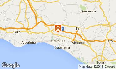 Mapa Vilamoura Vivenda 56964