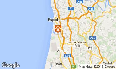 Mapa Porto Apartamentos 86422