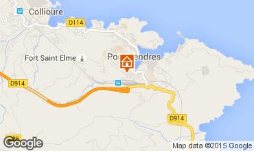 Mapa Collioure Est�dio 94422