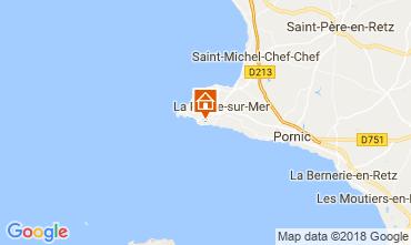 Mapa Préfailles Casa 113584