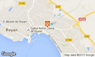 Mapa Royan Casa 67690