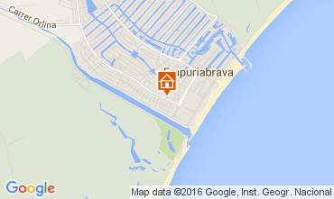 Mapa Empuriabrava Vivenda 94506