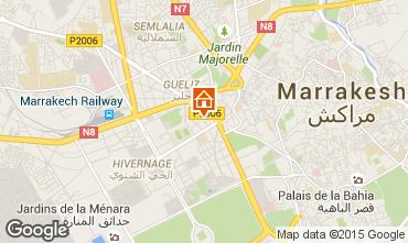 Mapa Marraqueche Apartamentos 38842