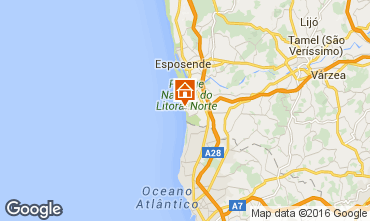 Mapa Apúlia Apartamentos 103171