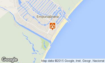 Mapa Empuriabrava Casa 68861