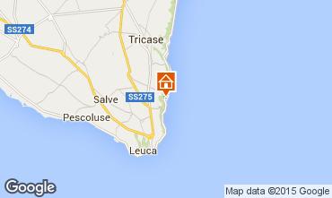 Mapa Marina di Novaglie Estúdio 74731
