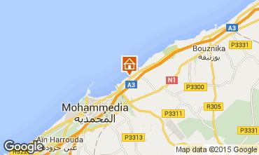 Mapa Mohammedia Apartamentos 11725